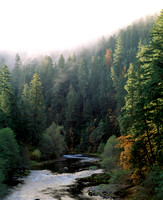 Sunrise on North Umpqua 251